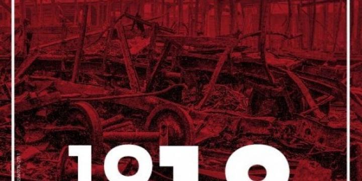 1918-2018. Quatre ans de guerre, cent ans d'impacts. (Le Vif - Hors-série).