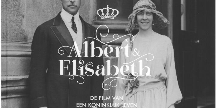 Albert & Elisabeth. De film van een koninklijk leven.