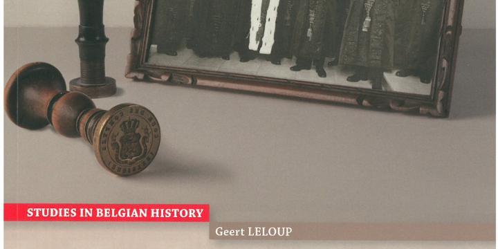 Non pas un pouvoir illusoire. Ontstaan, rol en (on) macht van het Belgische Rekenhof (1814-1939).